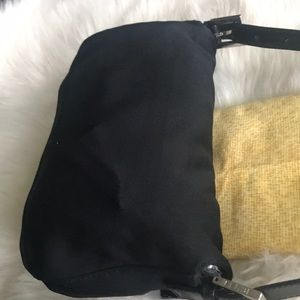 Fendi Bags - Fendi Black baguette handbag